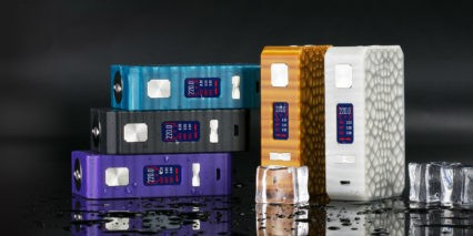 Бокс мод Eleaf Saurobox