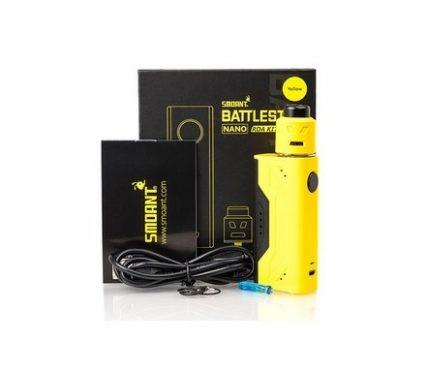 Парогенератор Smoant Battlestar Nano 80W RDA Kit