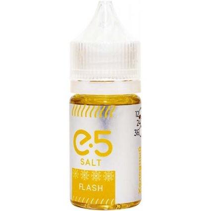 Жидкость E5 Salt 30 мл