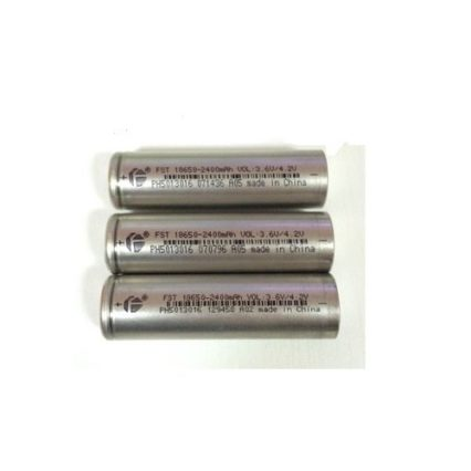 Аккумулятор FST 18650 2400mAh