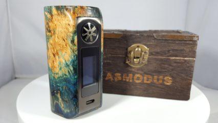 Бокс мод asMODus Minikin V2 180W Kodama Gunmetal