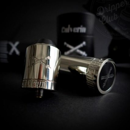 Дрипка Broadside Culverin RDA 25mm cl