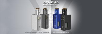 Сквонк Мод GEEK VAPE Athena Squonk Kit