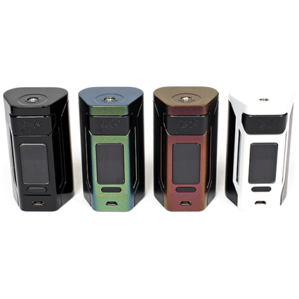 Бокс мод WISMEC REULEAUX RX2 21700 with dual 21700 batteries