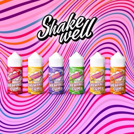 Жидкость Shake well chewing gum 100мл