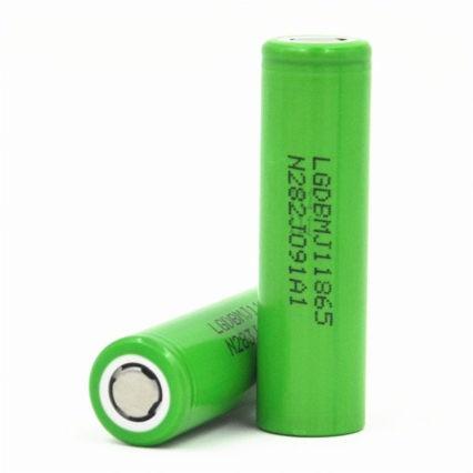 Аккумулятор LG 18650/MJ1 3500mAh 20A
