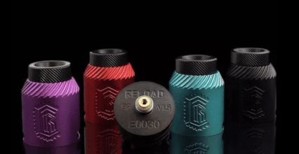 Дрипка Reload V1.5 BF RDA 24mm cl