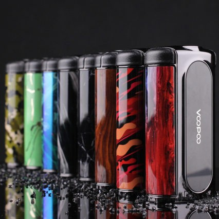 Бокс мод VOOPOO VMATE 200W