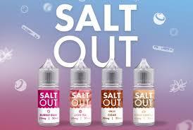 Жидкость SaltOut 30 мл