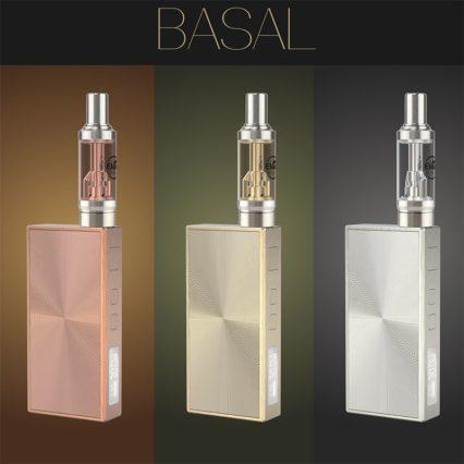 Парогенератор Eleaf Basal с GS Basal 30W
