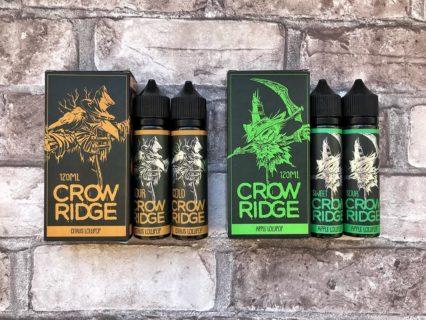 Жидкость Crow Ridge 60мл+60мл