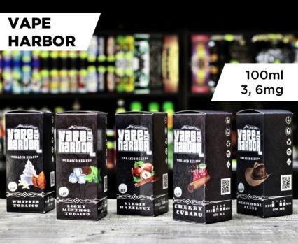 Жидкость VapeHarbor 100ml