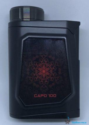 Парогенератор iJOY Capo 100 Kit with one 21700 Battery