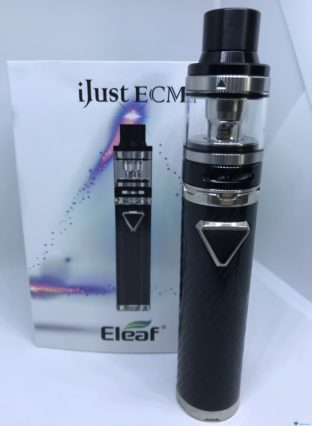Парогенератор iJust ECM 4ml Kit