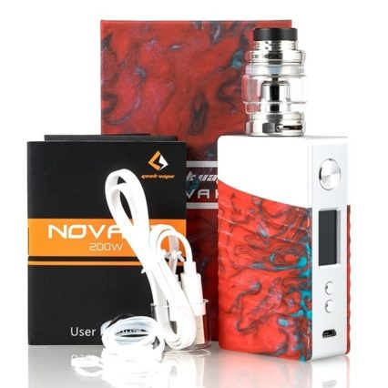 Парогенератор Geek Vape Nova Kit 200W