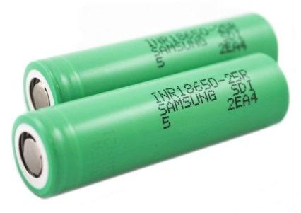 Аккумулятор SAMSUNG cl 18650/25R