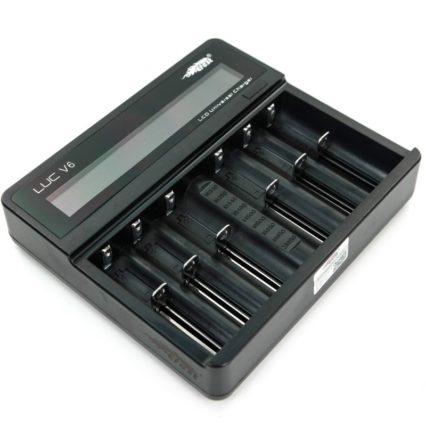 Зарядное устройство Efest EF-LUC V6