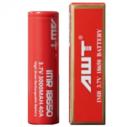 Аккумулятор AWT 18650 AWT-3000-40A