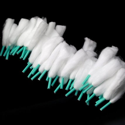 Хлопковая вата ADVKEN Shoelace Cotton