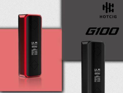 Бокс мод HOT G100 100W