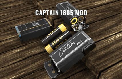 Бокс мод iJOY Captain 1865 162W