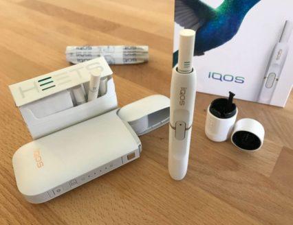 Система нагревания табака IQOS 2.4 Plus