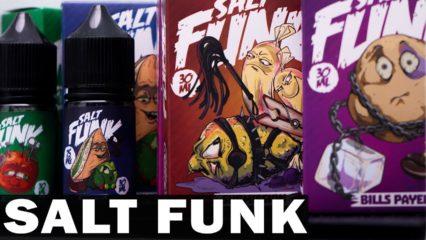 Жидкость Salt Funk 30 мл 25mg