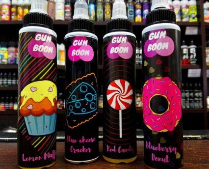 Жидкость Gum Boom 60ml
