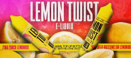 Жидкость Lemon Twist USA 60ml