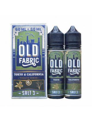 Жидкость Old Fabric 60+60ml