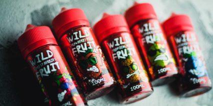 Жидкость Wild Fruit 100ml