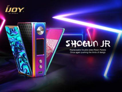 Бокс мод iJOY Shogun JR 126W 4500mAh
