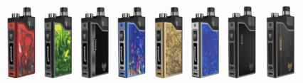 Парогенератор Sigelei&Snowwolf Wocket 1150mAh Pod Kit
