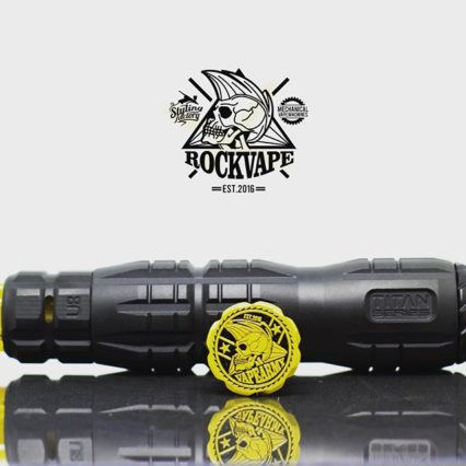 Мехмод Rockvape Mods cl Titan X Poison Set 21700