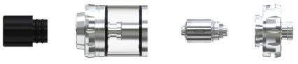 Парогенератор Eleaf iKuu Lite 2200mAh+GS AIR 3 Kit
