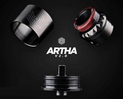 Дрипка Advken Artha V2 RDA