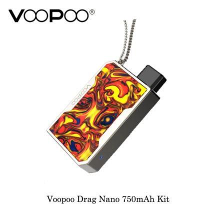 Парогенератор VOOPOO Drag Nano 750mAh Pod Kit