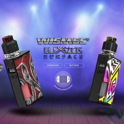 Бокс мод WISMEC LUXOTIC SURFACE 80W