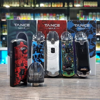 Парогенератор Eleaf Tance Max 1100mAh 4ml Pod Kit