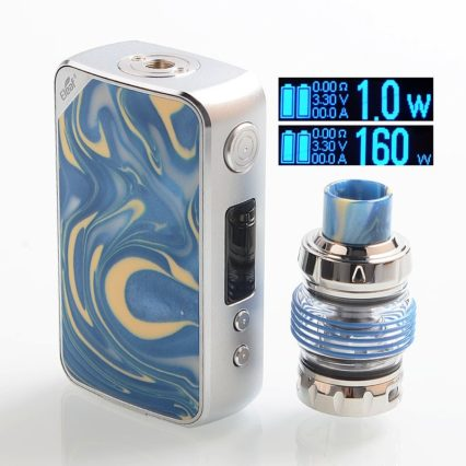 Парогенератор Eleaf iStick Mix 160W with ELLO POP Kit