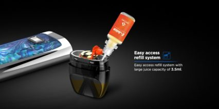 Парогенератор Geek Vape Bident 950mAh Pod Kit