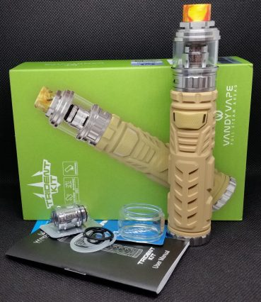 Парогенератор Vandy Vape Trident 100W Kit