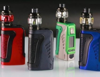 Бокс мод WISMEC REULEAUX TINKER2 with TROUGH Kit