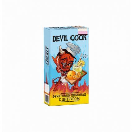 Смесь для Кальяна DEVIL COOK 3% 50гр