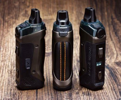 Парогенератор Geek Vape Aegis Boost Pod Mod Kit