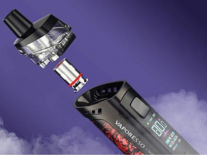 Vaporesso TARGET PM80 2000mAh Pod-Mod Kit