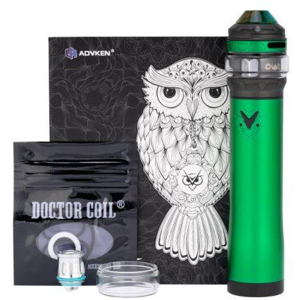 Парогенератор ADVKEN OWL Starter Kit