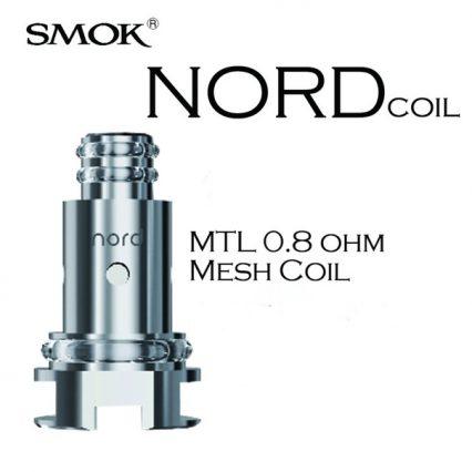 Испаритель SMOK Nord Mesh-MTL 0.8 Coil
