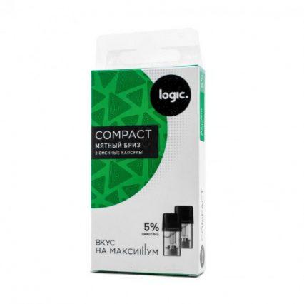 Картридж для Logic Compact JTI