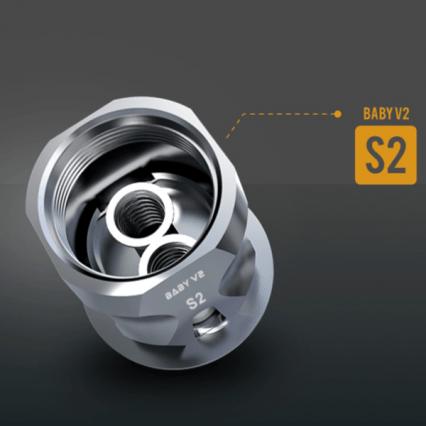 Испаритель SMOK V8 Baby V2 S2 0.15ohm